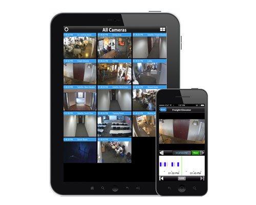 Cloud-Security-Camera-System